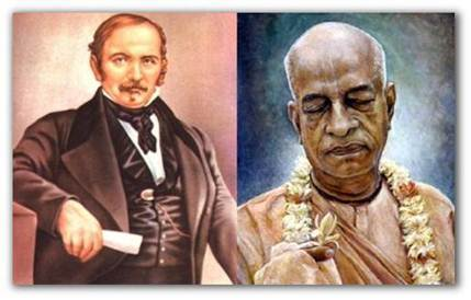 Allan Kardec e Srila Prabhupada