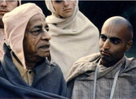 Jagajivan Prabhu abandona o corpo